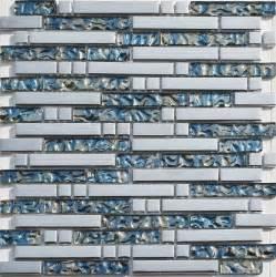 blue glass tile kitchen backsplash silver glass mosaic blue glass tiles backsplash ssmt130 kitchen glass tiles bathroom wall tile