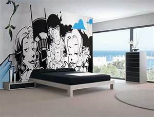 Best 25 graffiti wall art room on gosiadesign for What kind of paint to use on kitchen cabinets for graffitti wall art