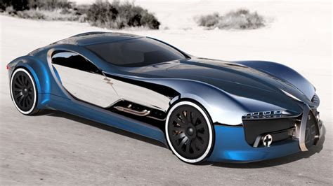 Future Cars Bugatti by Bugatti Future Car Automobilindustrie
