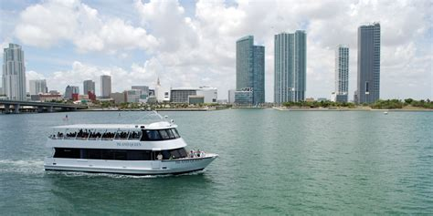 Miami Beach Boat Tours by Miami Boat Tour Biscayne Bay Sightseeing Cruise