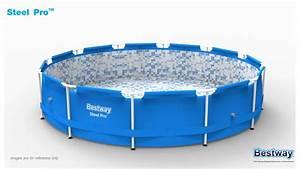 Frame Pool 366 : bestway pool steel pro pool 366 x 76 cm youtube ~ Eleganceandgraceweddings.com Haus und Dekorationen