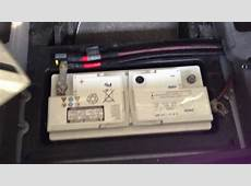 BMW E39 M5 Battery Replacement YouTube
