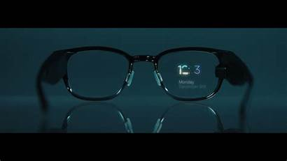 Focals North Glasses Holographic Google Alexa Vr