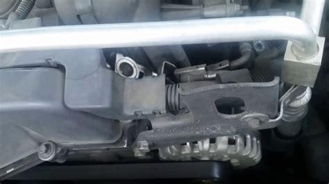 chevy trailblazer   replace fuel pressure