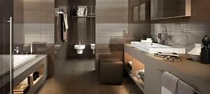 palette couleur salle de bain decorer avec la couleur marron With salle de bain design avec décoration coeur pour mariage