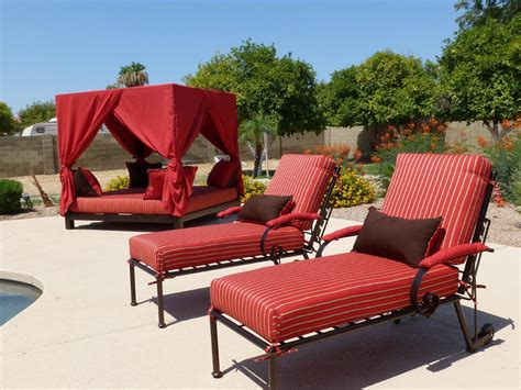 Outdoor Pool Furniture by Outdoor Patio Pool Furniture Backyard Design Ideas