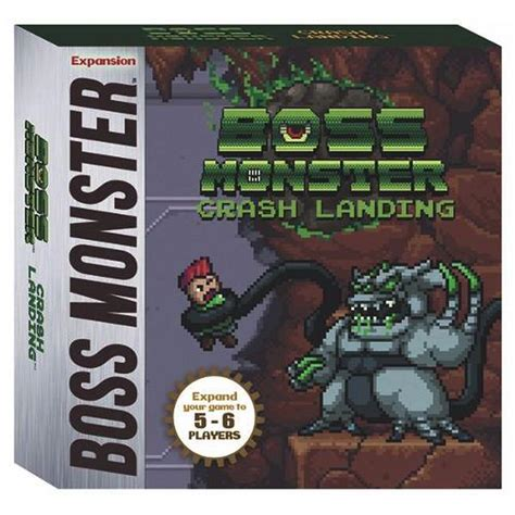 Are the game night kit cards exclusive to those kits or are they cards from the other sets? Boss Monster Crash Landing 5-6 Player Expansion Card Game - Brotherwise Games Fr 856934004108   eBay