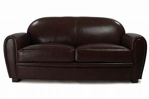 canape cuir marron With canapés convertibles cuir soldes