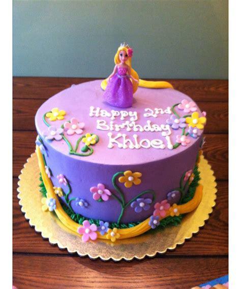rapunzel birthday cake chillbakes