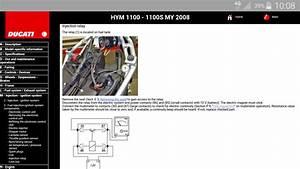 Hypermotard 1100 Dead  Wiring Diagram Needed