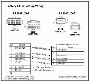 2006 Jeep Liberty Wiring Diagrams  Jeep  Auto Parts