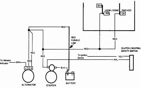 Wiring Alternator For Chevy Van Library