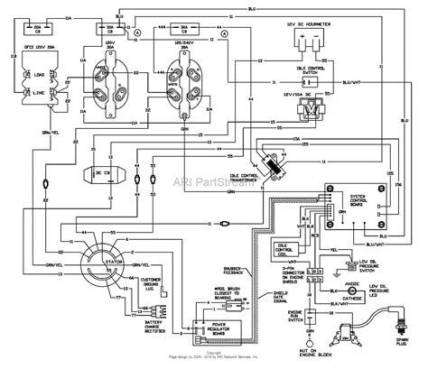 predator generator wiring diagrams imageresizertool
