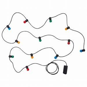 Led Lichterkette Draußen : solvinden lichterkette 12 led batteriebetrieben f r ~ Watch28wear.com Haus und Dekorationen