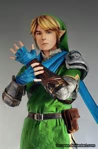 Link Hyrule Warriors Cosplay Costumes