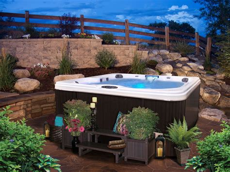 Backyard With Tub by Landscape Ideas On 64 Pins