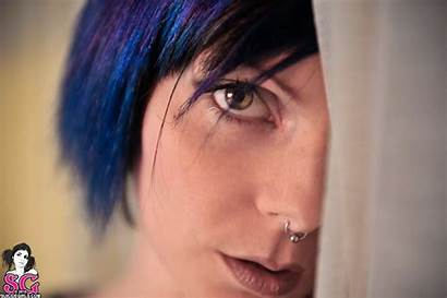 Suicide Riae Nose Care Face Brown Wallpapers