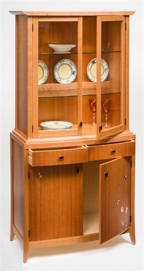 tall china cabinet solving storage issues homesfeed
