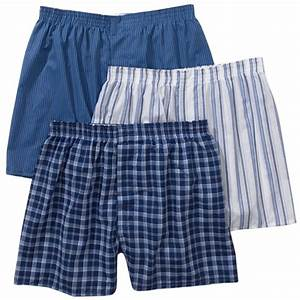 Fruit of the Loom - Assorted Men's Boxer Shorts - Walmart.com