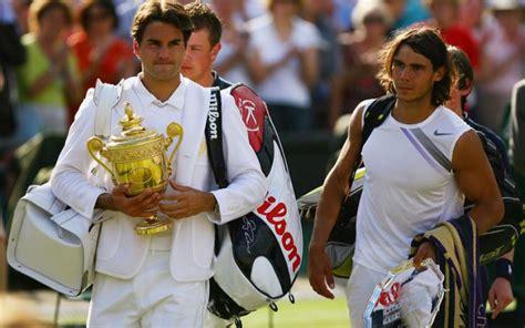 Wimbledon 2007 - Federer vs Nadal - YouTube