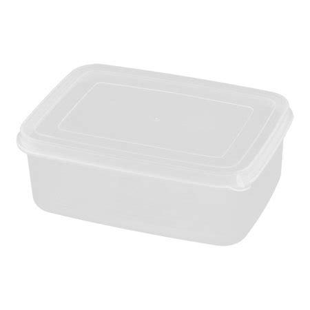 kitchen storage containers walmart kitchen plastic rectangle food fruits crisper storage 6165