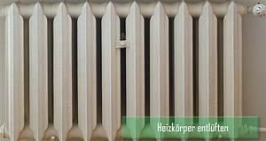Heizung Richtig Entlüften : heizung entl ften anleitung schnell und einfach erkl rt ~ Frokenaadalensverden.com Haus und Dekorationen