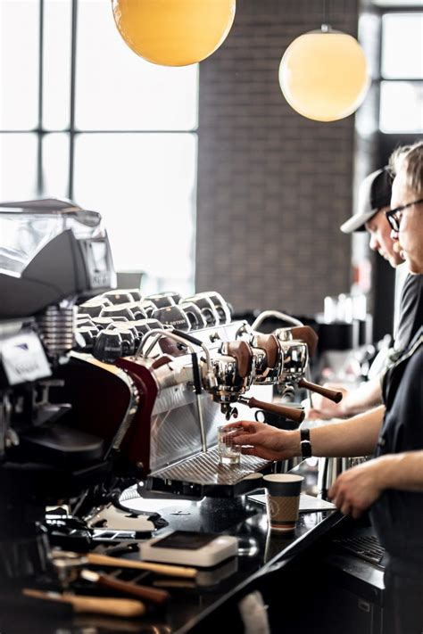 Let us show you our passion and elevate your drink. westman4 | Fratello Coffee Roasters