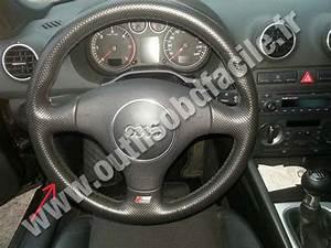 Location Audi A3 : prise obd2 dans les audi a3 8p 2003 2013 outils obd facile ~ Medecine-chirurgie-esthetiques.com Avis de Voitures
