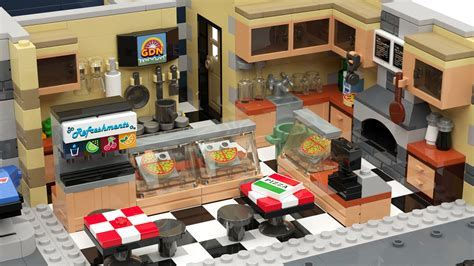 LEGO IDEAS   Product Ideas   Modular Arcade