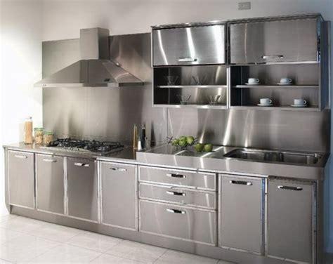 reason  buy metal kitchen cabinets modern