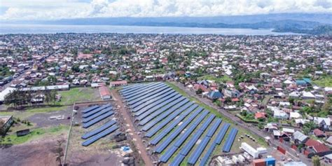 Promoter of digital culture in a physical world. DRC: Nuru connects 1.3 MW solar off-grid hybrid in Goma ...
