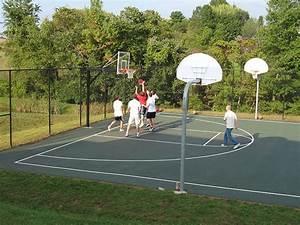 Long Island Basketball Courts