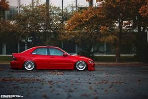Custom Lexus Is 300 Is Definitely Dapper