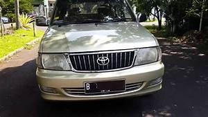 Toyota Kijang Lgx 1 8 Efi 2004 Bensin