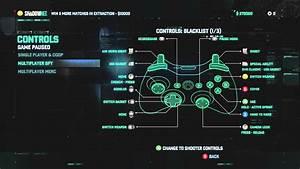 Splinter Cell Blacklist Controller Options Xbox360