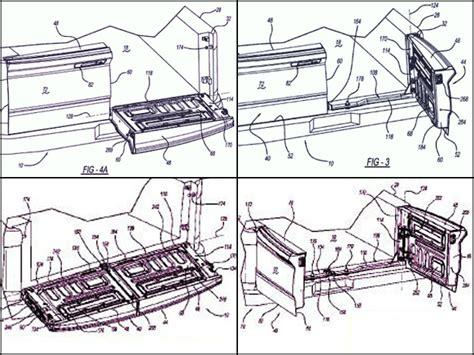 ram patenting   tailgate design autoevolution