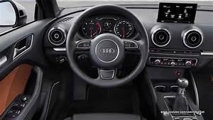 Interiors 2014 Audi A3 Sedan Preview
