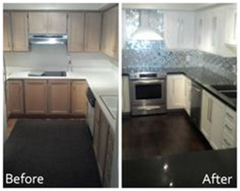 granite transformations shower before after before