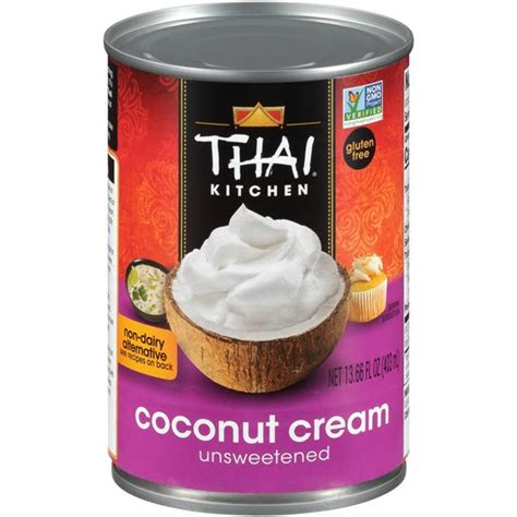 thai kitchen coconut cream hy vee aisles  grocery shopping