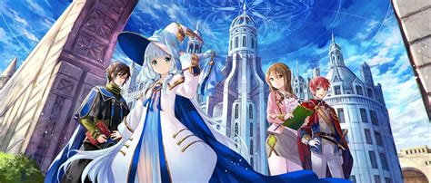Anime Magic Wallpaper - 1819x777 anime landscape witch hat