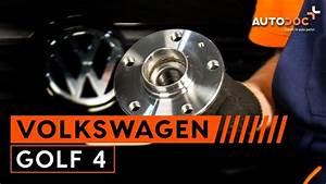 Golf 5 Radlager Hinten : wie vw golf 4 radlager hinten wechseln tutorial autodoc ~ Kayakingforconservation.com Haus und Dekorationen