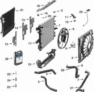 2012 Jeep Wrangler Parts Catalog