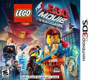 The LEGO Movie Videogame Release Date (Xbox 360, PS3, PC ...