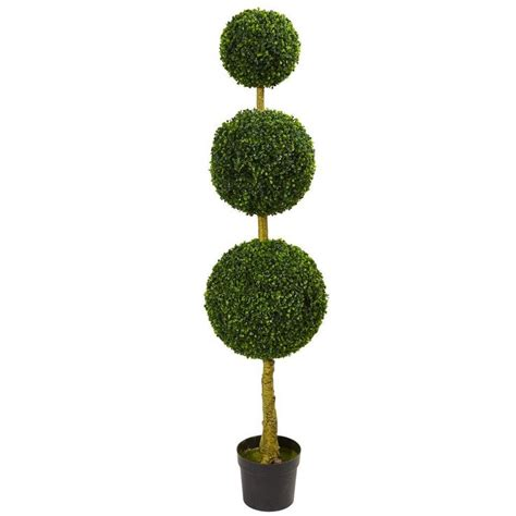 out door ribbon spursl trees best 25 artificial topiary ideas on