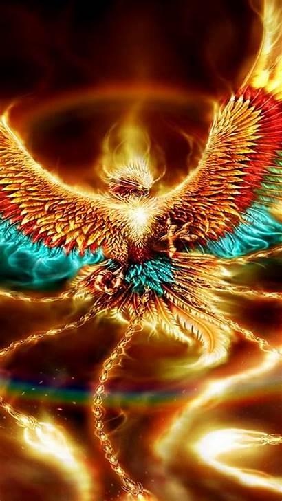 Phoenix Scorpio Bird Moon Iphone Rising Uranus