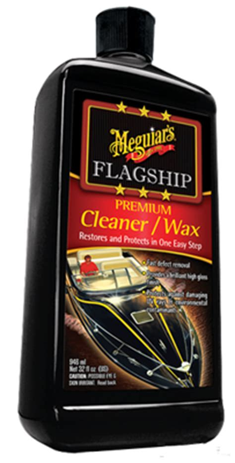 Meguiars Boat Wax Kit by Meguiar S Boat Cleaner And Wax Gel Coat Cleaner Wax