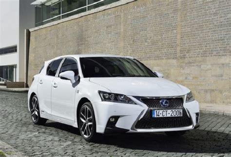 2019 Lexus Ct Specs, Engine And Price  2018  2019 Cars