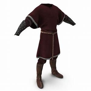 3d medieval clothes 7