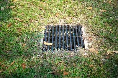area drain cleaning yard drain services   plumbing