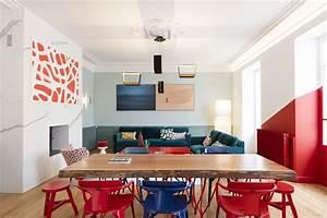 Maison A Part : la maison pop dans maison part agence laurence faure ~ Voncanada.com Idées de Décoration